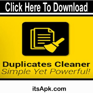Best Duplicates Cleaner Android APK For Free Download
