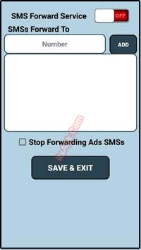 SMS Auto Forwarder | Get Anyone SMS To Your Mobile |