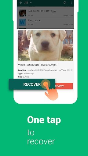 Recycle Master Apk | Simply Recover Your Data Using This