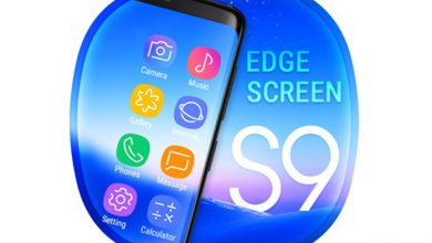 Photo of Edge Screen Style Apk | Beautiful Edge For Galaxy S9 |
