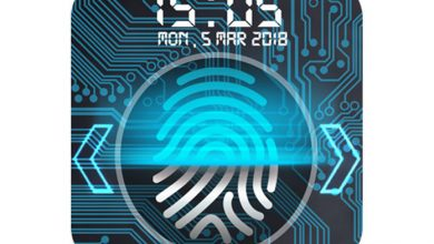 Photo of Fingerprint Lock Screen Apk   Unlock Your Mobile By Scan Your Fingers  
