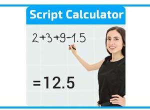 Photo of Script Calculater Apk | You Can Write Any Equation Or Math Operation |
