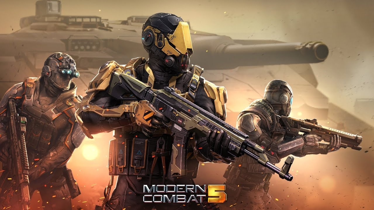Top 5 FPS Mobile Games of 2019