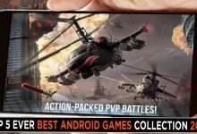 Photo of TOP 5 EVER BEST ANDROID GAMES COLLECTION 2020