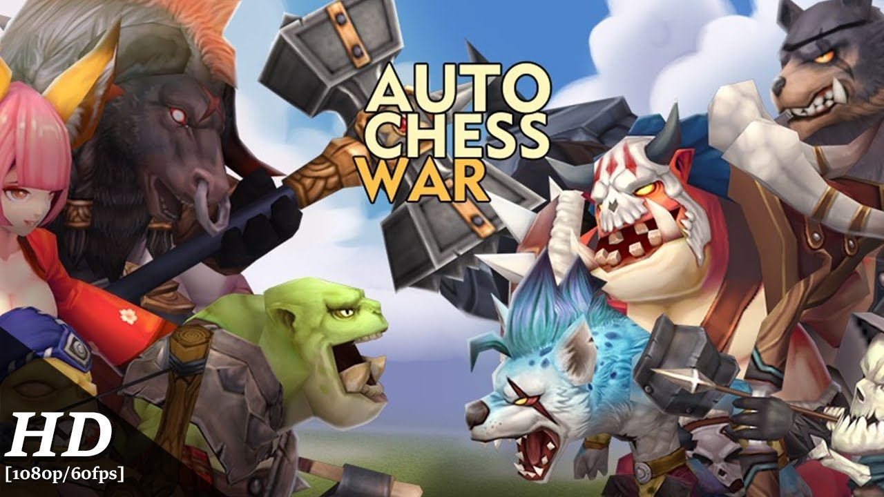 Top 5 Mobile Auto Battle Games of 2019