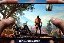 Photo of Top 5 Action Game For Android Devices | December Collection |