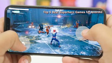 Photo of Top 5 Best SuperHero Games On Android Mobile