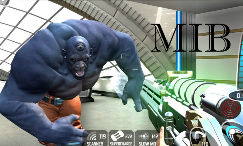 Men In Black | Destroy The Souls With Modern Weapons |