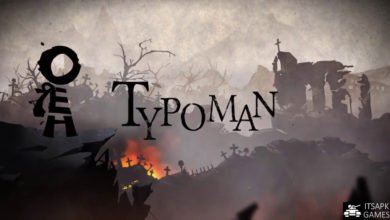 Photo of Typoman Mobile Game | Reach Your Destination From A Dark World |