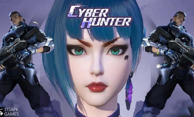 Cyber Hunter Game | Build Up Your Own Way To Destroy Enemies |