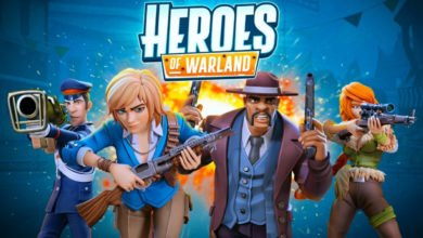 Photo of Heroes Of Warland Game | Customize Your Heroes & Ready For Squad Deathmatches |