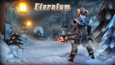 Eternium Game | Kill Unusual Animals Among Pits And Gorge |