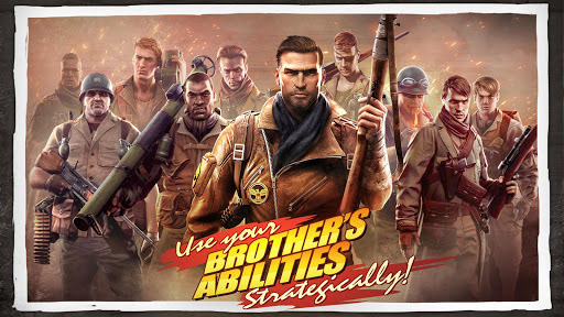 Brothers in Arms 3 Game | Destroy The Enemy With A Powerful Rifle |