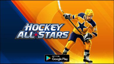 Photo of Hockey All Stars Game