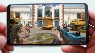 Top 5 Best Action Games For Android 2020