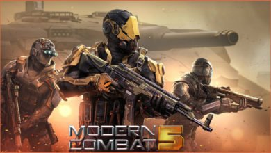 Photo of Modern Combat 5 Game | You Can Online Shoot Enemies On Android |