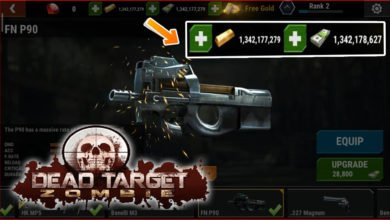 Photo of Dead Target: Zombie | Free Unlimited Gold/Cash | Android Gameplay |