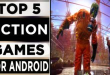 Photo of TOP 5 ACTION GAMES FOR ANDROID | ANDROID GAMEPLAY |
