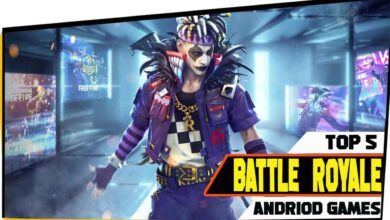 Photo of TOP 5 BATTLE ROYALE GAMES FOR ANDRIOD