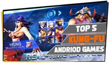 Photo of TOP 5 KUNG FU & MARTIAL ARTS GAMES FOR ANDRIOD | KARATE ANDROID GAMES |