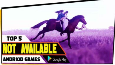 Photo of Top 5 Best Android Games Not Available on Google Play Store | High Graphics Games |