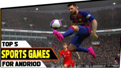 Photo of TOP 5 HIGH GRAPHICS SPORTS GAMES FOR ANDROID 2020