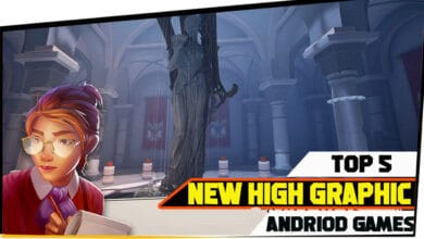 Photo of Top 5 New High Graphics Games For Android Of August 2020