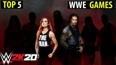 Photo of TOP 5 BEST WWE ANDRIOD GAMES WITH REALISTIC HIGH GRAPHICS