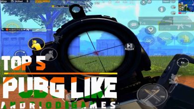 Photo of TOP 5 PUBG LIKE GAMES FOR ANDROID | LETS PLAY INDIA AFTER PUBG BANED |