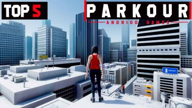 Photo of TOP 5 BEST PARKOUR GAMES FOR ANDROID OFFLINE
