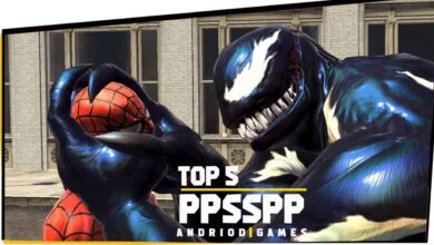 Photo of Top 5 High Graphics PPSSPP Andriod Games 2020