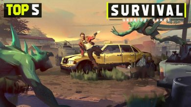 Photo of TOP 5 NEW SURVIVAL GAMES FOR ANDRIOD 2020