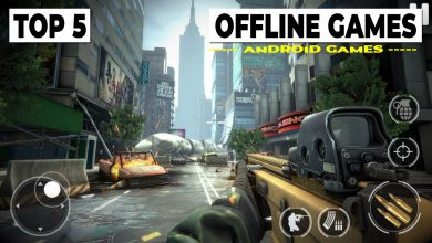 Photo of TOP 5 OFFLINE GAMES FOR ANDROID 2020 | HIGH GRAPHICS GAMES